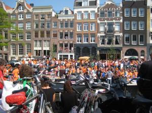 Queen's Day will so become King's Day