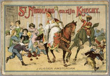 Slaves on horseback?
