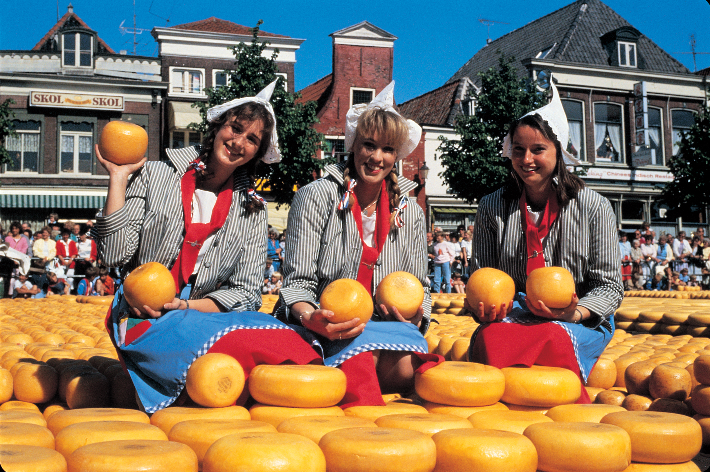 Gouda girls