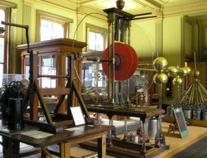 The world's largest electrostatic generator is in Haarlem