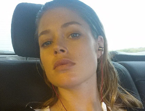 Doutzen is keen on instagram