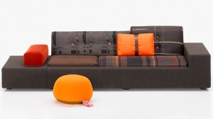 We so want this sofa