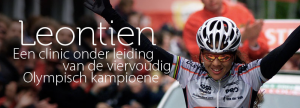 Leontien now gives clinics on cycling like a true Dutch woman