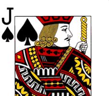 Jack of spades png