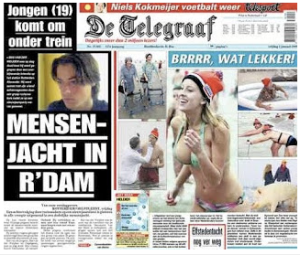 Telegraaf New Year