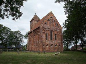 The church in Termunten - not in Zaal's list