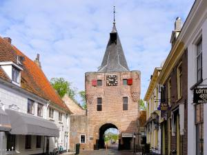 Elburg has 250 listed buildings