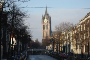 Does every Dutch town have an Oude Kerk?