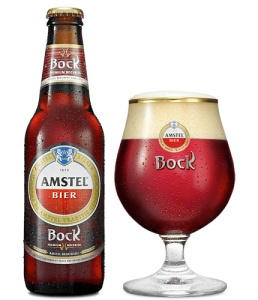 Amstel gets in on the autumn act