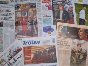 Budget newspapers