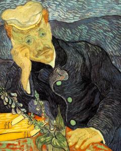 The most expensive Van Gogh so far
